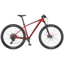 SCOTT Scale 970 red