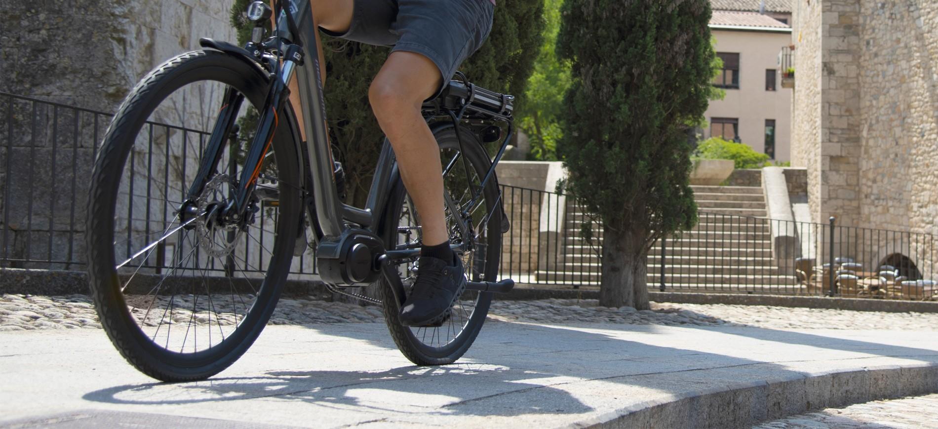 Nuovi modelli city E-bike Megamo